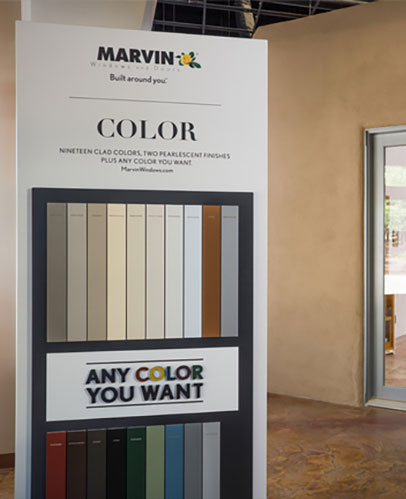 Marvin colors