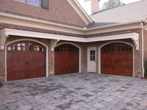 Carriage House Doors Wood Collection